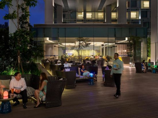 新加坡烏節門真酒店(Hotel Jen Singapore Orchardgateway by Shangri-La)公共區域