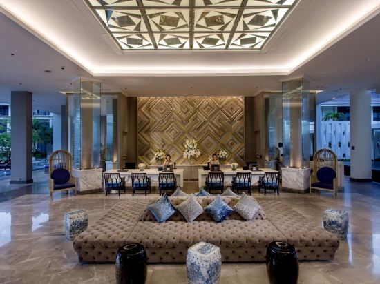 屋曼谷沙吞度假村(U Sathorn Bangkok Resort)公共區域
