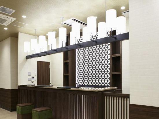 The bridge酒店心齋橋店(The Bridge Hotel Shinsaibashi Osaka)公共區域