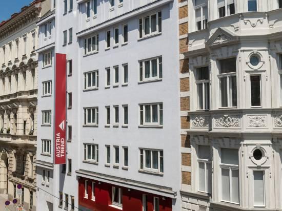 奧地利阿納托爾維也納時尚酒店