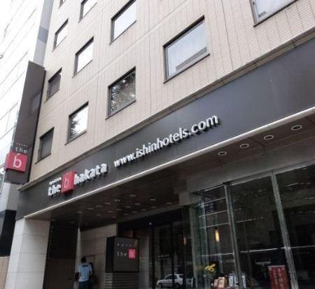 福岡B酒店(The b Hakata)外觀