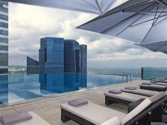 新加坡威斯汀酒店(The Westin Singapore)威斯汀俱樂部房