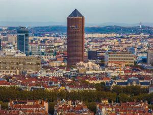 里昂麗笙酒店(Radisson Blu Hotel, Lyon)