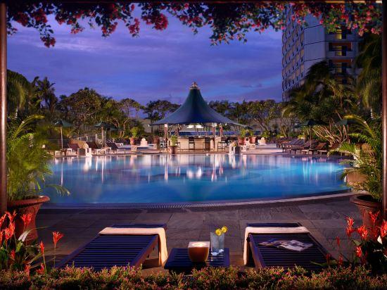 史丹福瑞士酒店(Swissotel the Stamford)室外游泳池