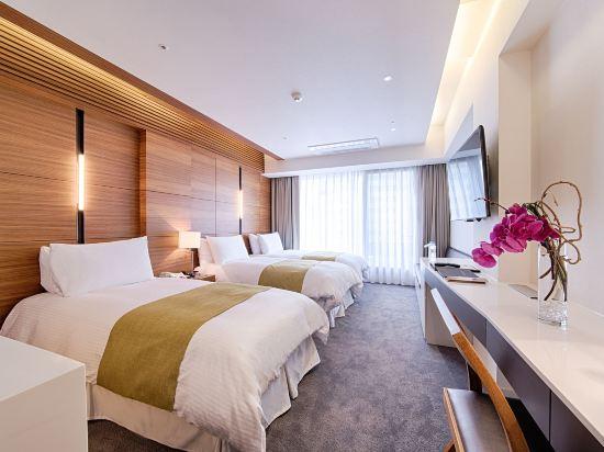 首爾喜來登帕拉斯江南酒店(Sheraton Seoul Palace Gangnam Hotel)豪華三人房