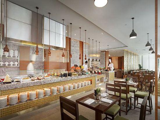 新山香格里拉公主港今旅酒店(Hotel Jen Puteri Harbour Johor Bahru by Shangri-La)餐廳