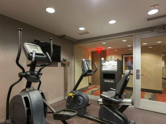 紐約曼哈頓金融區假日酒店(Holiday Inn Manhattan Financial District New York)健身房