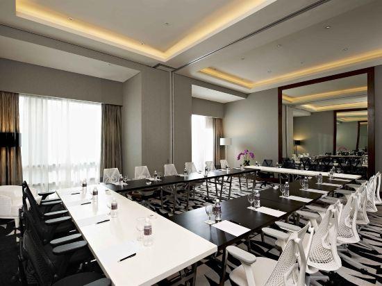 新加坡卡爾登城市酒店(Carlton City Hotel Singapore)會議室
