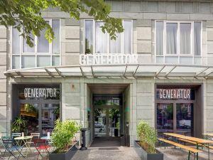 柏林中心創造者旅館