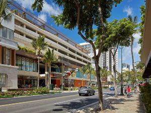 威基基海灘希爾頓花園酒店(Hilton Garden Inn Waikiki Beach)