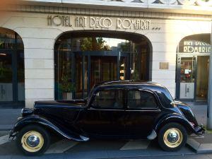 歐洲里爾裝飾藝術酒店(Hotel Art Deco Euralille)