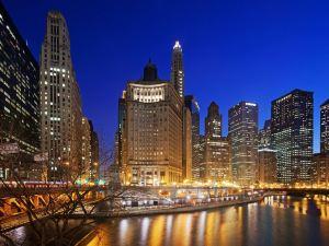芝加哥希爾頓倫敦之家古玩系列酒店