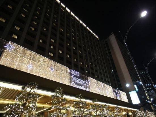 首爾貝斯特韋斯特精品花園精品酒店(Best Western Premier Seoul Garden Hotel)外觀