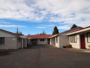 基督城機場小屋汽車旅館(Airport Lodge Motel Christchurch)