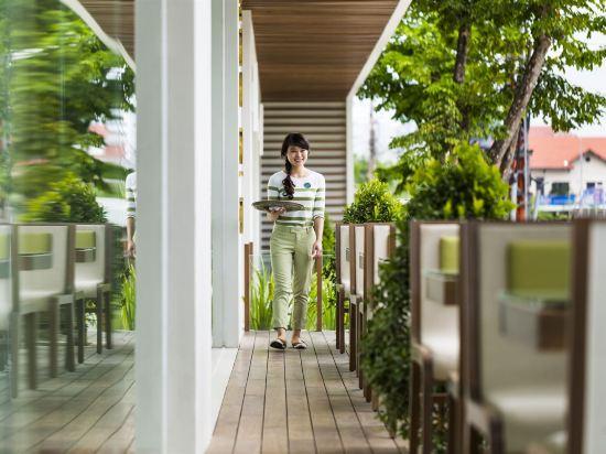樂卡爾特峴港海灘酒店(A La Carte Da Nang Beach)公共區域