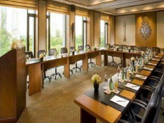 曼谷素可泰酒店(The Sukhothai Bangkok)會議室