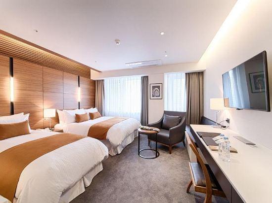 首爾喜來登帕拉斯江南酒店(Sheraton Seoul Palace Gangnam Hotel)行政商務特大床房