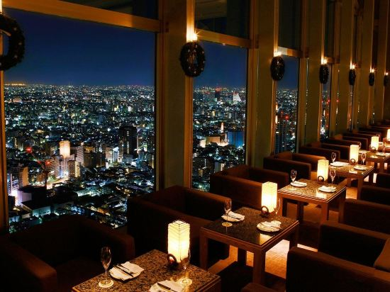 東京柏悅酒店(Park Hyatt Tokyo)餐廳