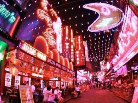 曼谷阿索克紅色行星酒店(Red Planet Bangkok Asoke)公共區域