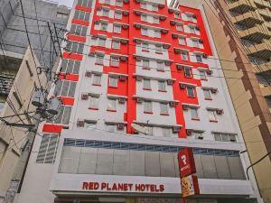 馬尼拉馬比尼紅色行星酒店