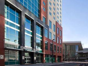 丹佛市中心/會展中心希爾頓尊盛酒店(Embassy Suites Denver - Downtown/Convention Center)