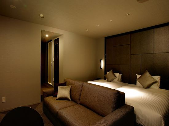 名古屋可信白河酒店(Hotel Trusty Nagoya Shirakawa)標準雙床房