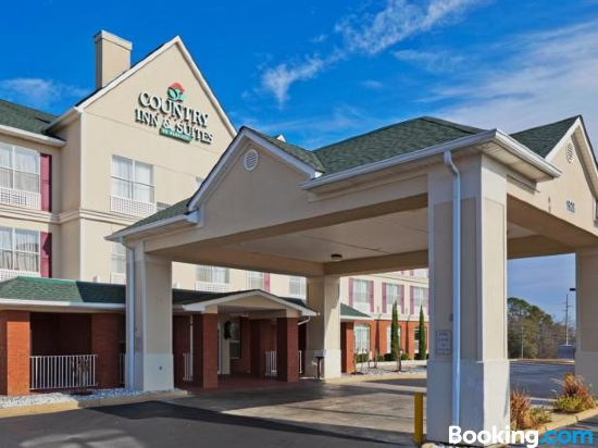 Country Inn Suites By Radisson Prattville Al