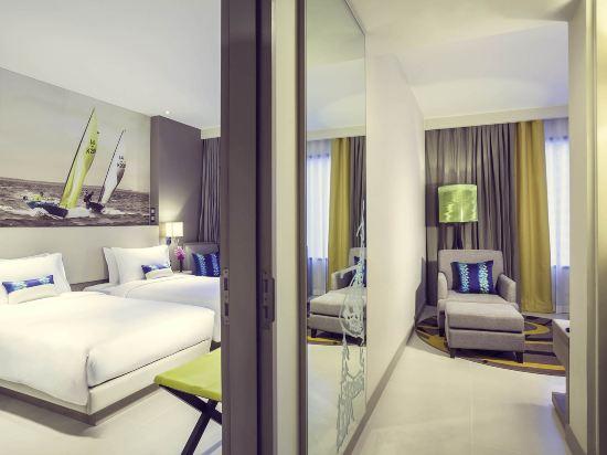 芭堤雅海洋度假美居酒店(Mercure Pattaya Ocean Resort)行政家庭套房