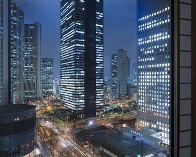 東京希爾頓酒店(Hilton Tokyo)行政精致套房
