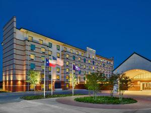 達拉斯沃思堡機場北福朋喜來登酒店(Four Points by Sheraton Dallas Fort Worth Airport North)