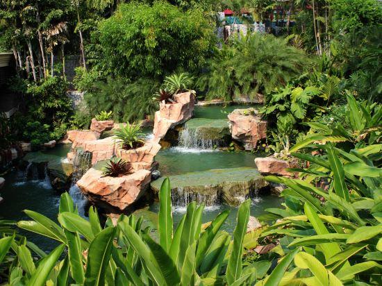 芭堤雅洲際度假酒店(InterContinental Pattaya Resort)室外游泳池