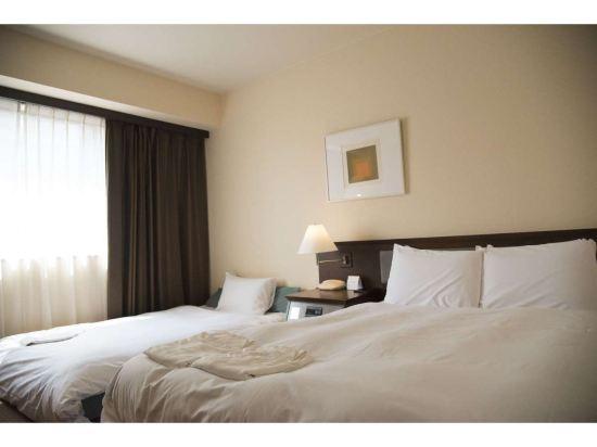 名古屋貝斯特韋斯特酒店(Best Western Hotel Nagoya)標準雙人房