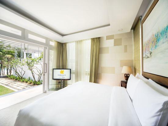 峴港雅高尊貴度假村(Premier Village Danang Resort Managed by AccorHotels)四卧室別墅帶私人小型泳池(可前往海邊)