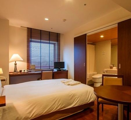 博多市善騰酒店(Sutton Hotel Hakata City)豪華大床房