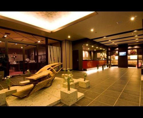 花螢之湯京都站前多米豪華酒店(Hotel Dormy Inn Premium Kyotoekimae)大號床房