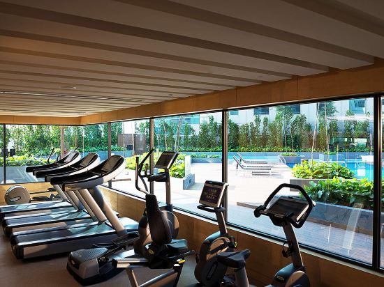 新山希爾頓逸林酒店(Doubletree by Hilton Johor Bahru)健身房