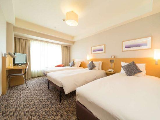 札幌三位神大酒店(Hotel Resol Trinity Sapporo)標準三人房