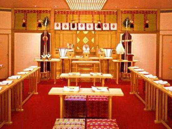 大阪第一酒店(Daiichi Hotel Osaka)會議室