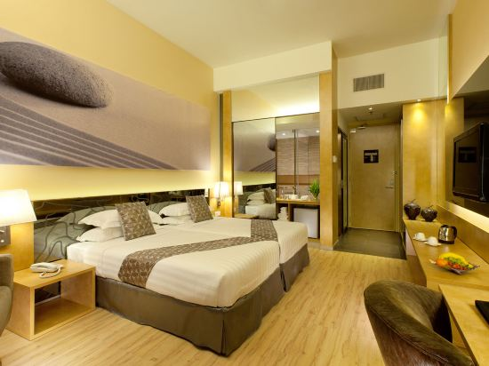 吉隆坡輝煌酒店(Vivatel Kuala Lumpur)行政套房