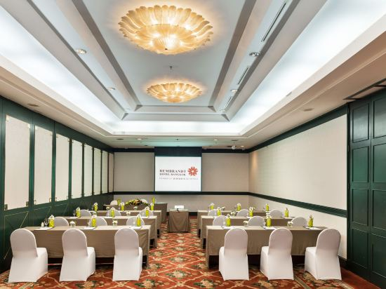 曼谷瑞博朗德酒店(Rembrandt Hotel Bangkok)會議室