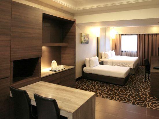 吉隆坡雙威太子大酒店(Sunway Putra Hotel, Kuala Lumpur)家庭房
