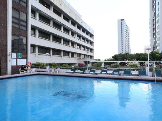 曼谷亞洲酒店(Asia Hotel Bangkok)健身娛樂設施
