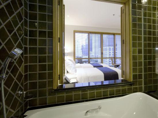 隆齊中間點大酒店(Grande Centre Point Hotel Ploenchit)豪華房