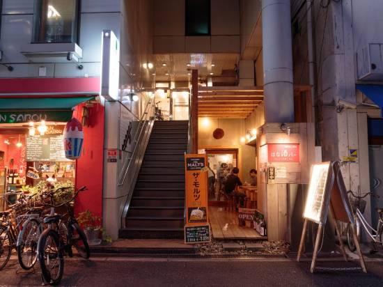 大阪花宿旅舍