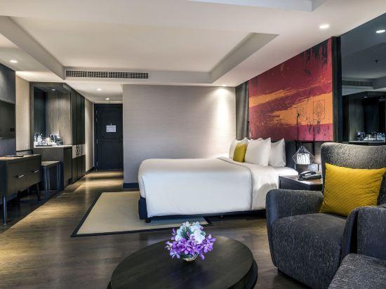 曼谷素坤逸11號美居酒店(Mercure Bangkok Sukhumvit 11)特權房