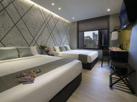 新加坡米閣大酒店(Hotel Mi Singapore)家庭房