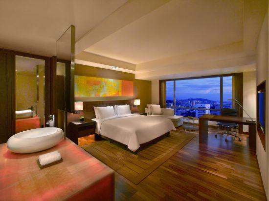 京那巴魯凱悅酒店(Hyatt Regency Kinabalu)俱樂部房