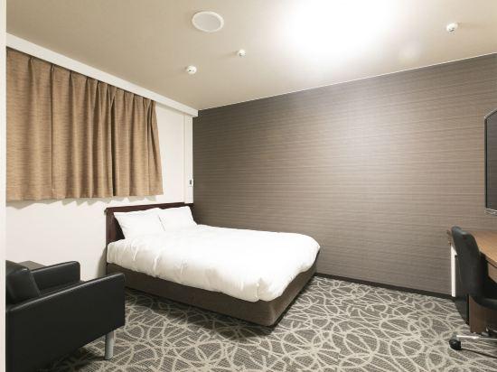 名古屋絲綢之樹酒店(Hotel Silk Tree Nagoya)大床房