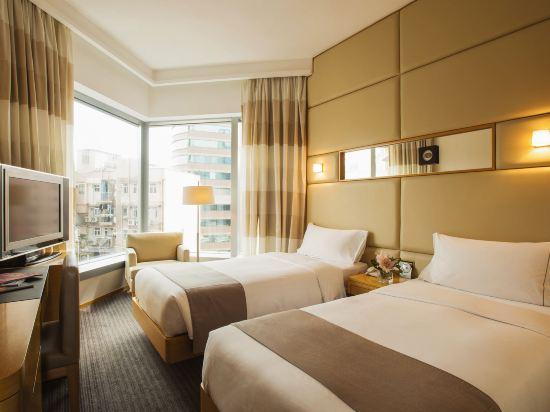 香港麗景酒店(原隆堡國際麗景酒店)(Hotel Panorama)高級銀賓客房