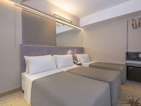 香港遠東絲麗酒店(Silka Far East Hotel)高級房